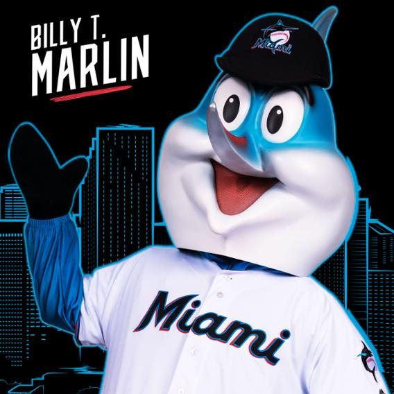 Billy The Marlin