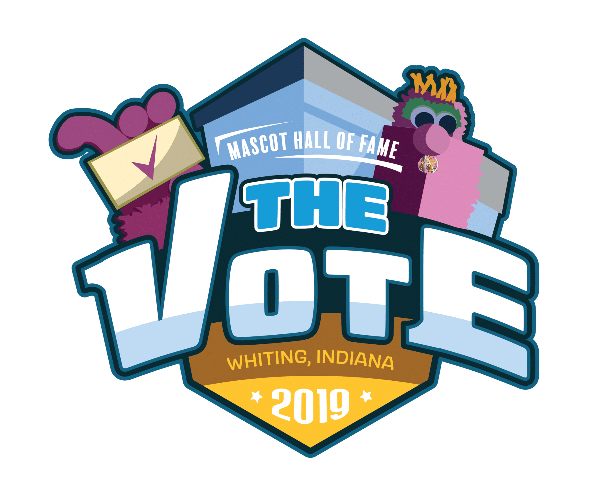THE VOTE Logo