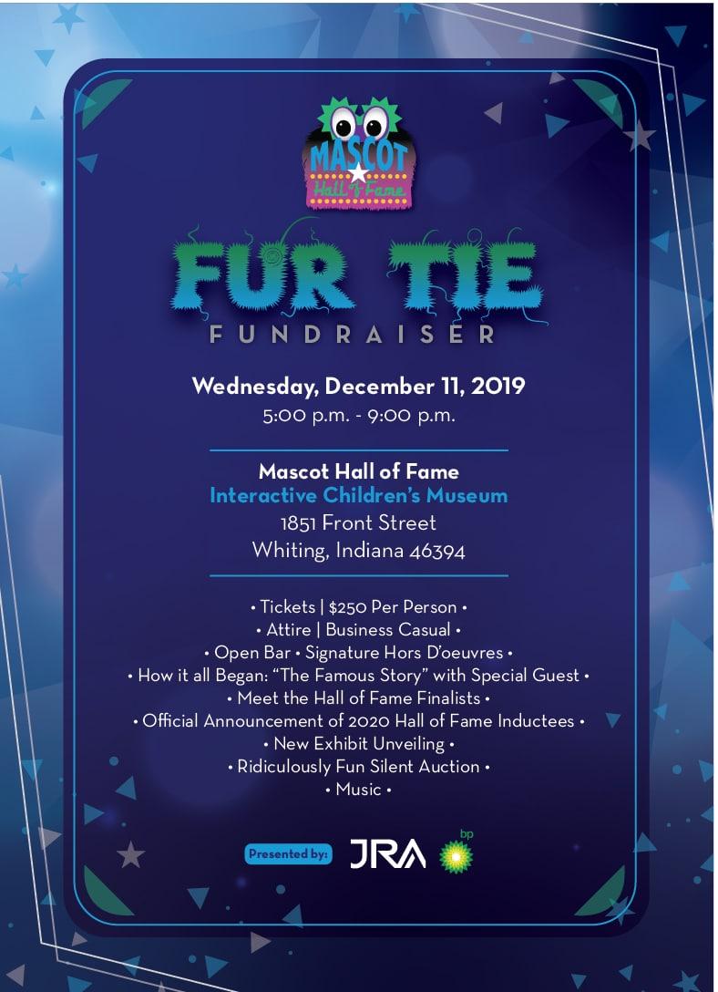 Fur Tie Fundraiser