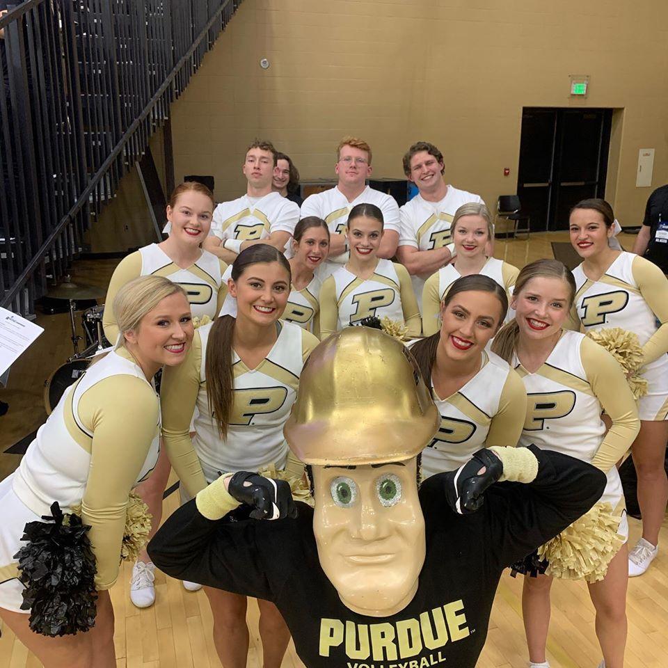 Purdue & Pete