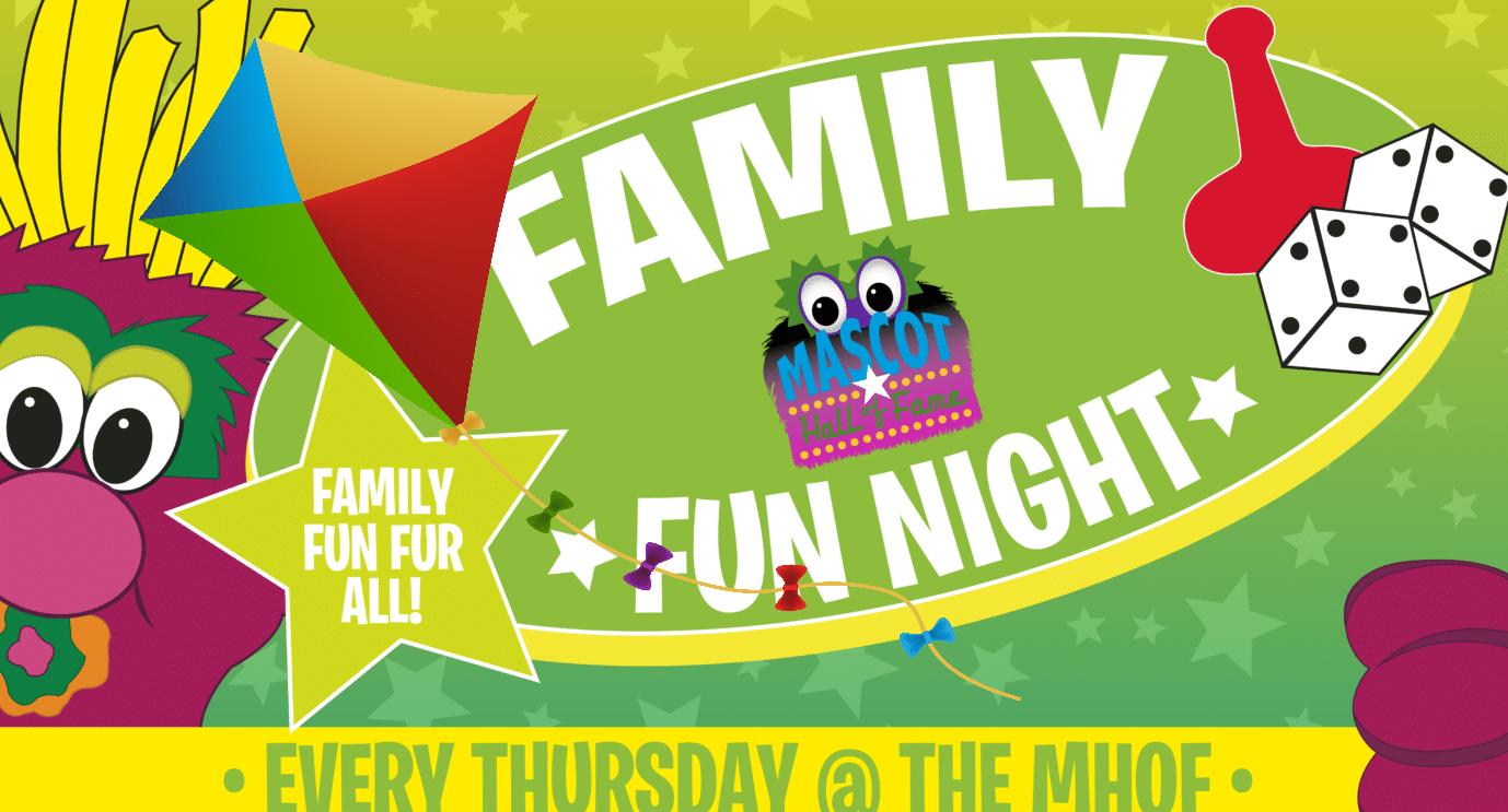 Family Fun Night Kite