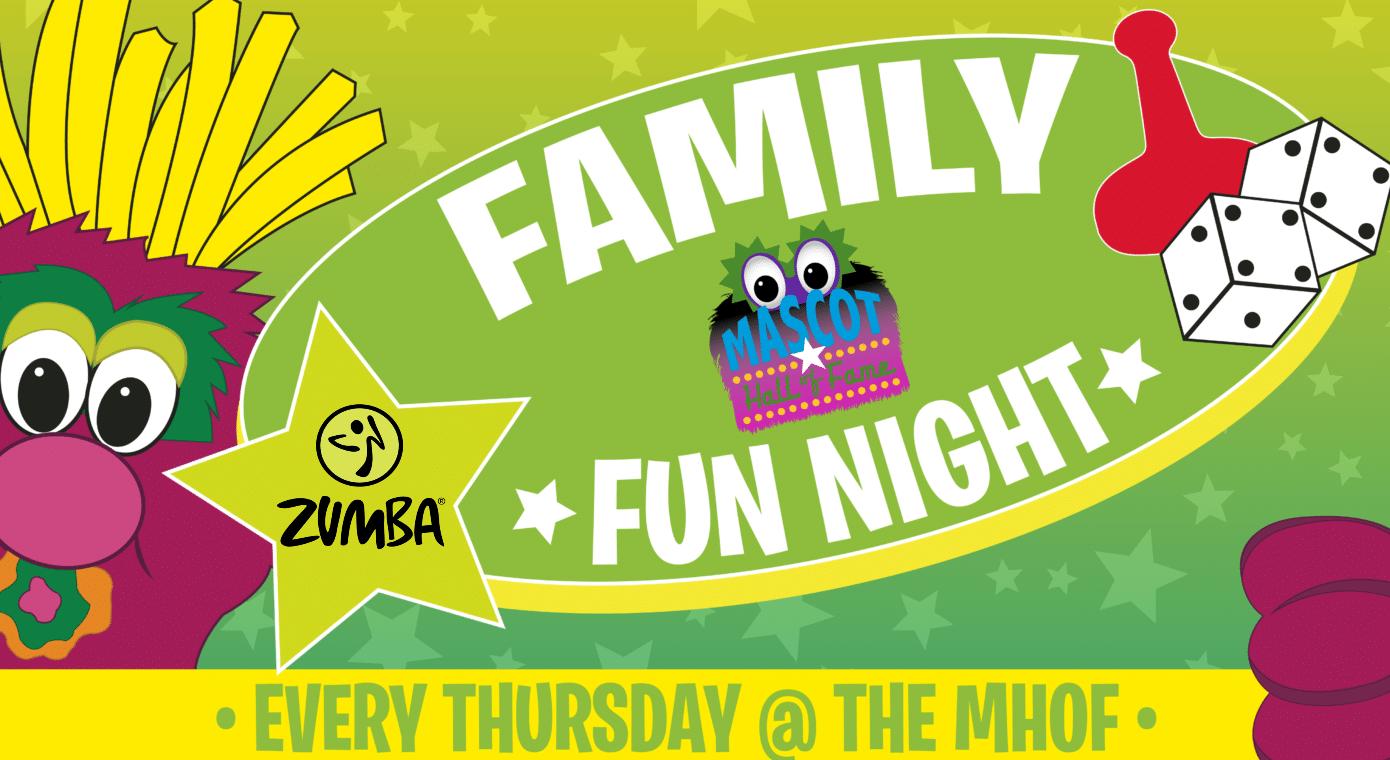 Family Fun Night Zumba