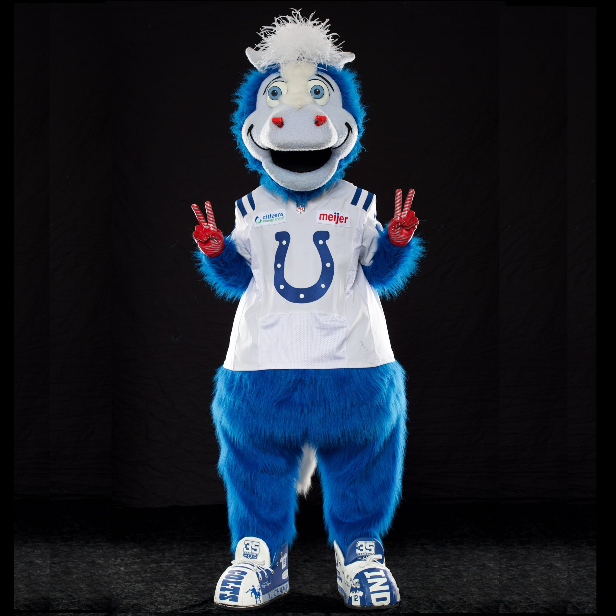 BLUE Indy Colts 3