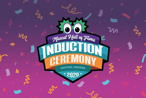 Induction ceremony logo