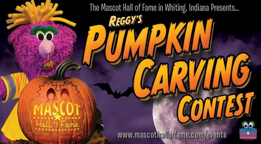 MHOF Reach Slide Pumpkin Carving Contest