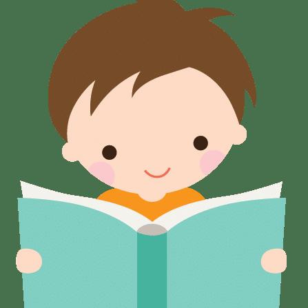 Kids W Books 2