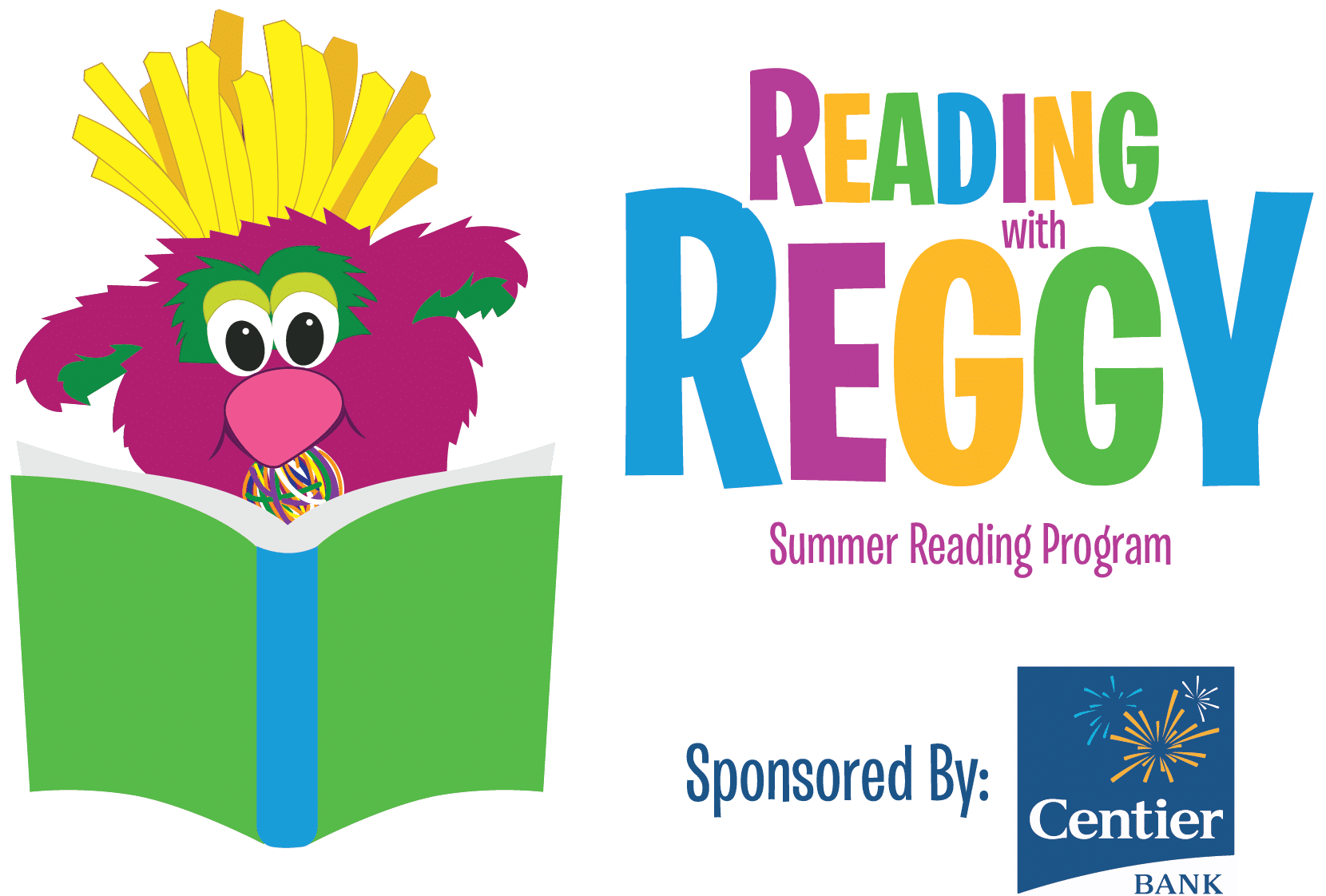 Reading W Reggy Logo Horizontal
