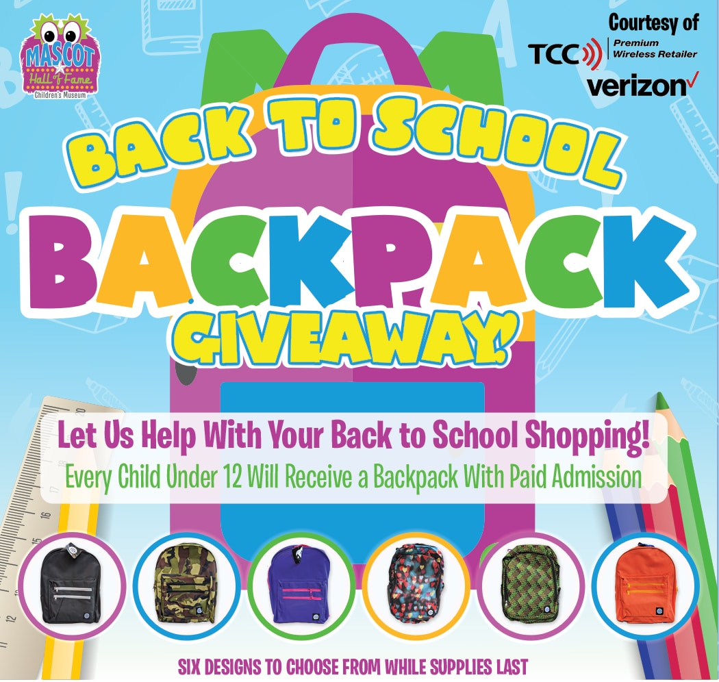 Back To School FREE Backpack Revised Promo