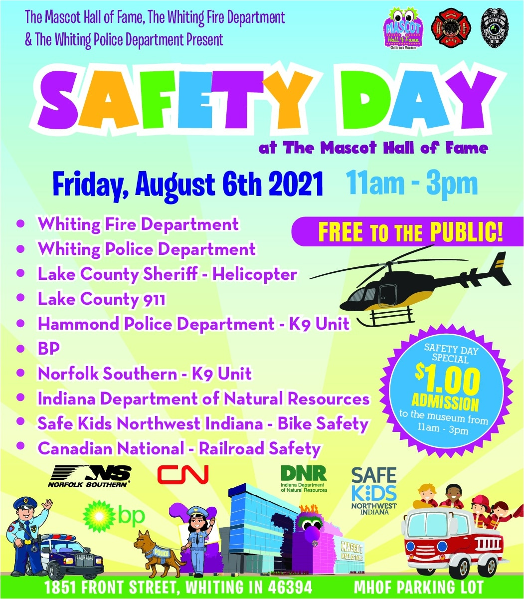 MHOF Safety Day 2021