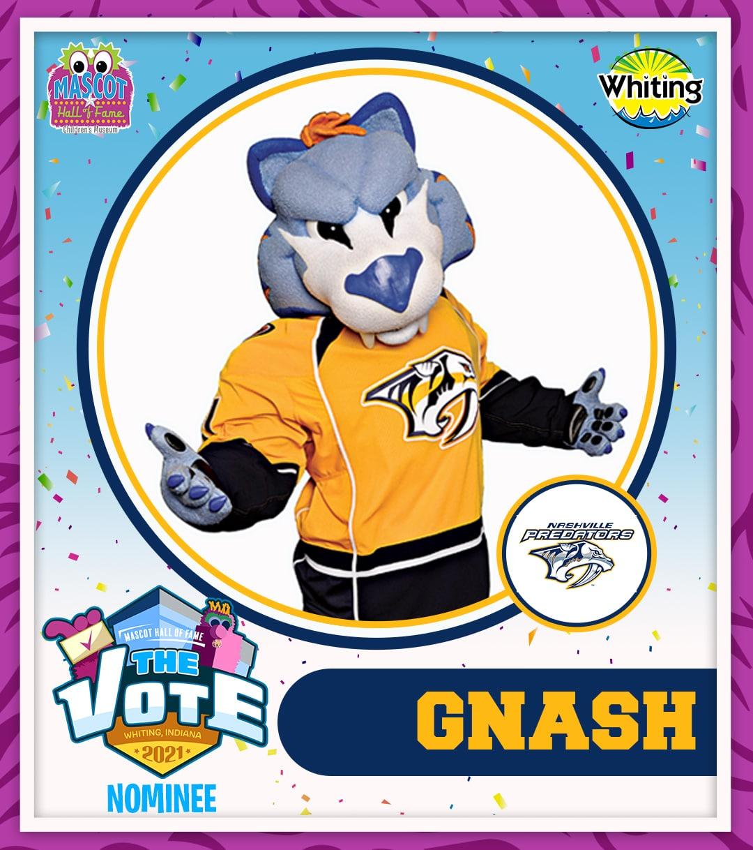 Gnash photo