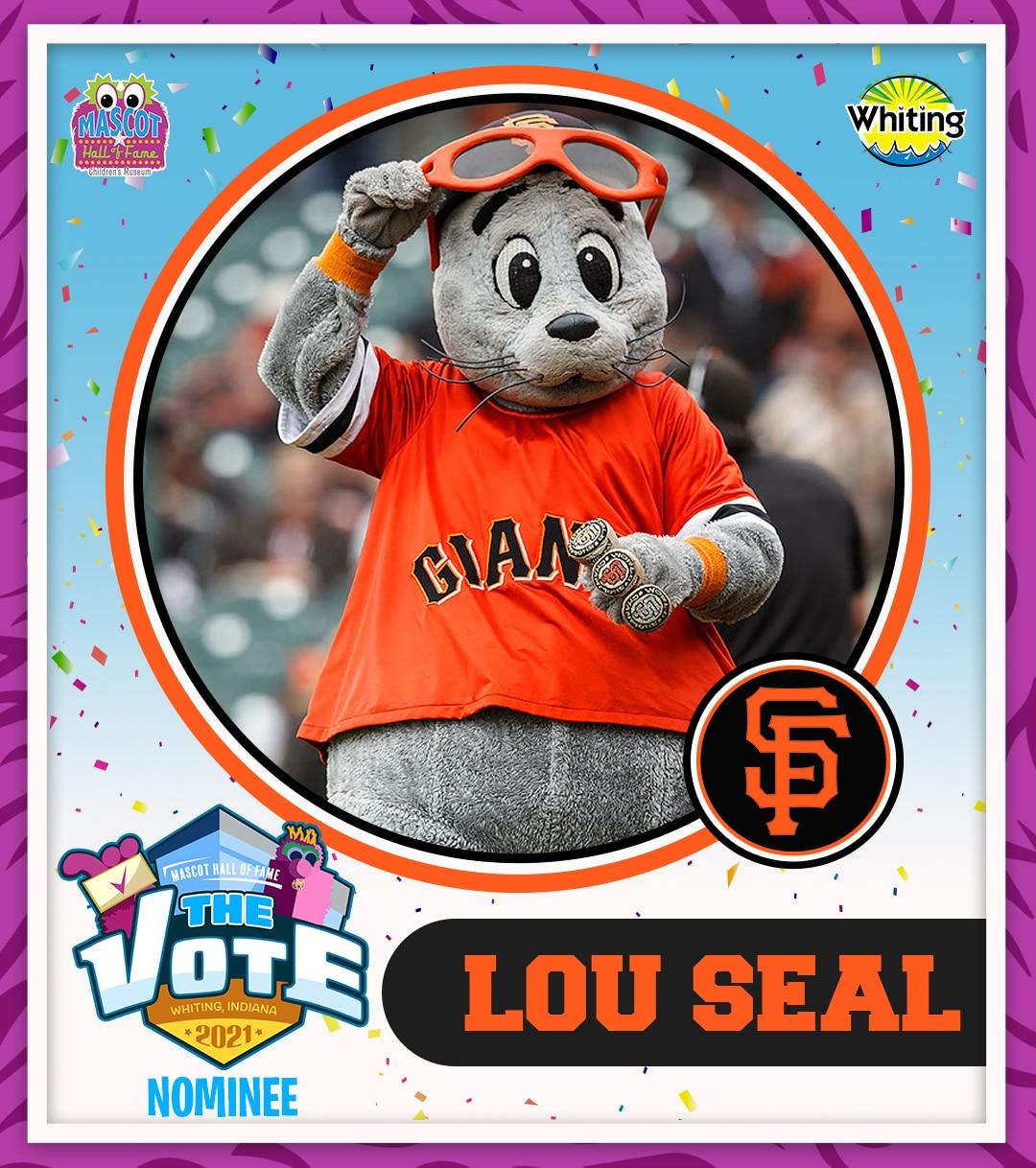 Lou Seal photo