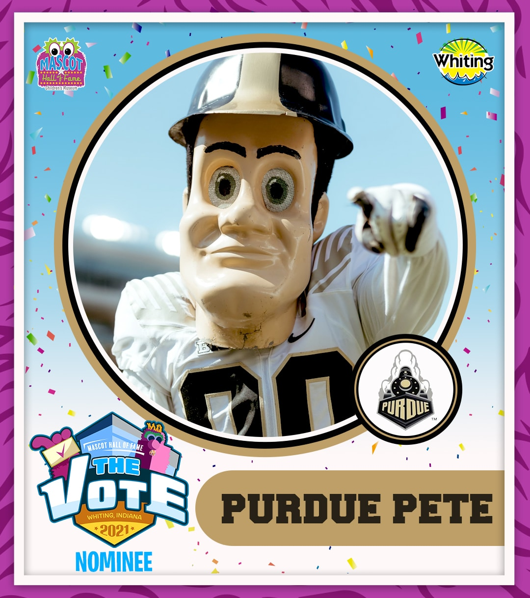 Purdue Pete photo
