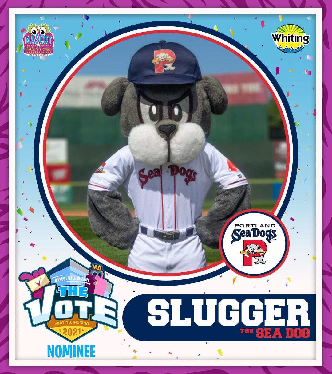 Slugger the Sea Dog photo
