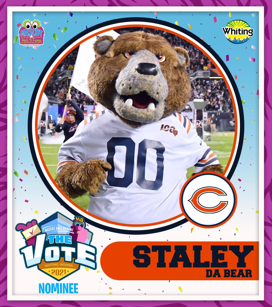 Staley da Bear photo