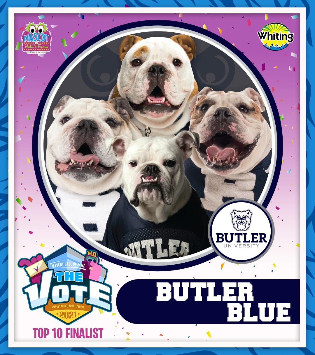 Butler Blue photo